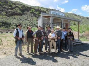 2017 May Cowboy Action Fun Shoot